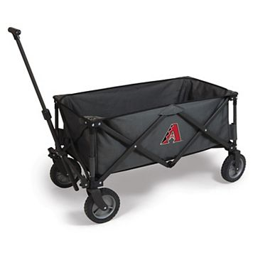 Picnic Time Arizona Diamondbacks Adventure Folding Utility Wagon