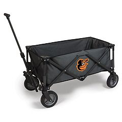 Picnic Time Baltimore Orioles Adventure Folding Utility Wagon