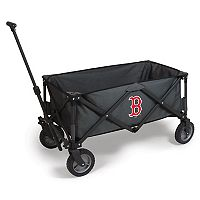 Picnic Time Boston Red Sox Adventure Folding Utility Wagon