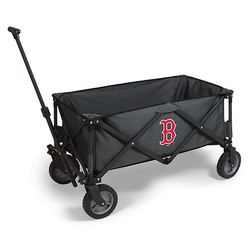 Picnic Time Boston Red Sox Adventure Folding Utility Wagon