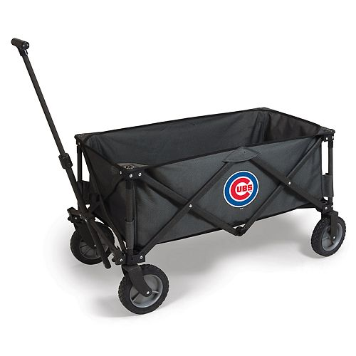 Picnic Time Chicago Cubs Adventure Folding Utility Wagon
