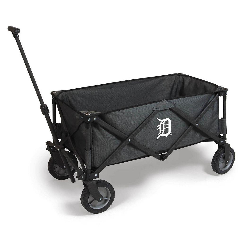 Picnic Time Detroit Tigers Adventure Folding Utility Wagon