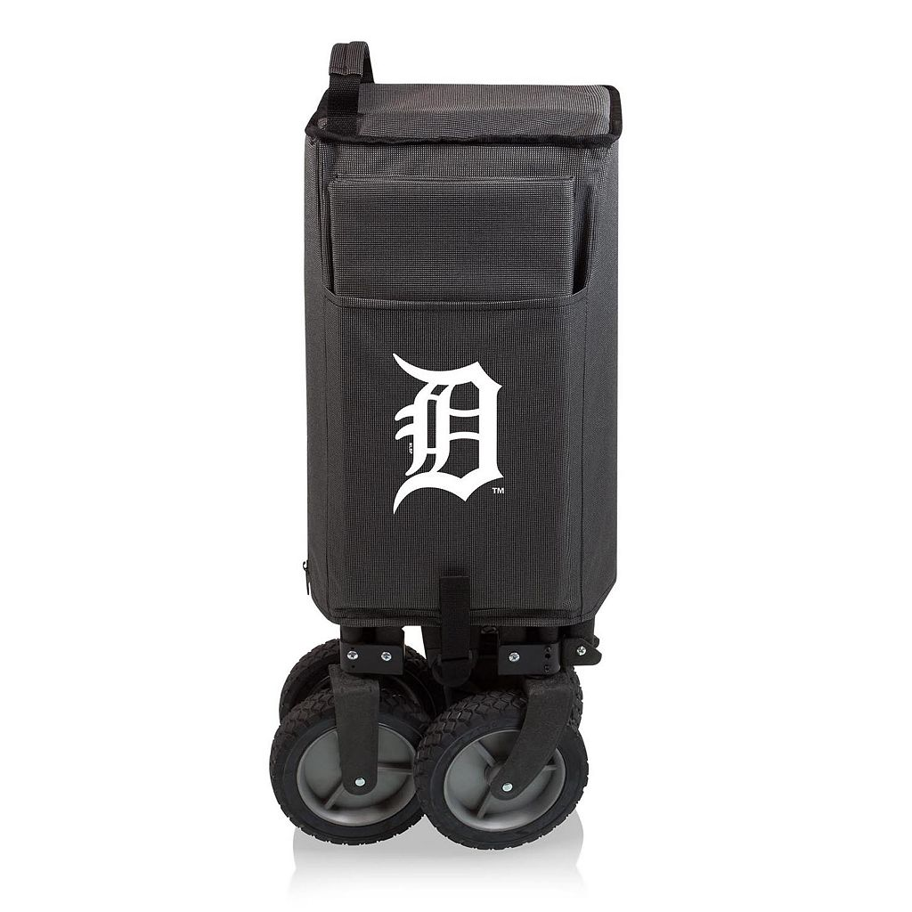 Picnic Time Detroit Tigers Adventure Folding Utility Wagon