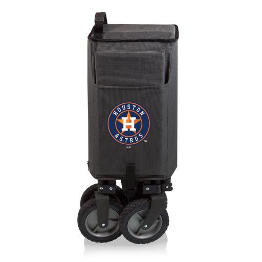 Picnic Time Houston Astros Adventure Folding Utility Wagon