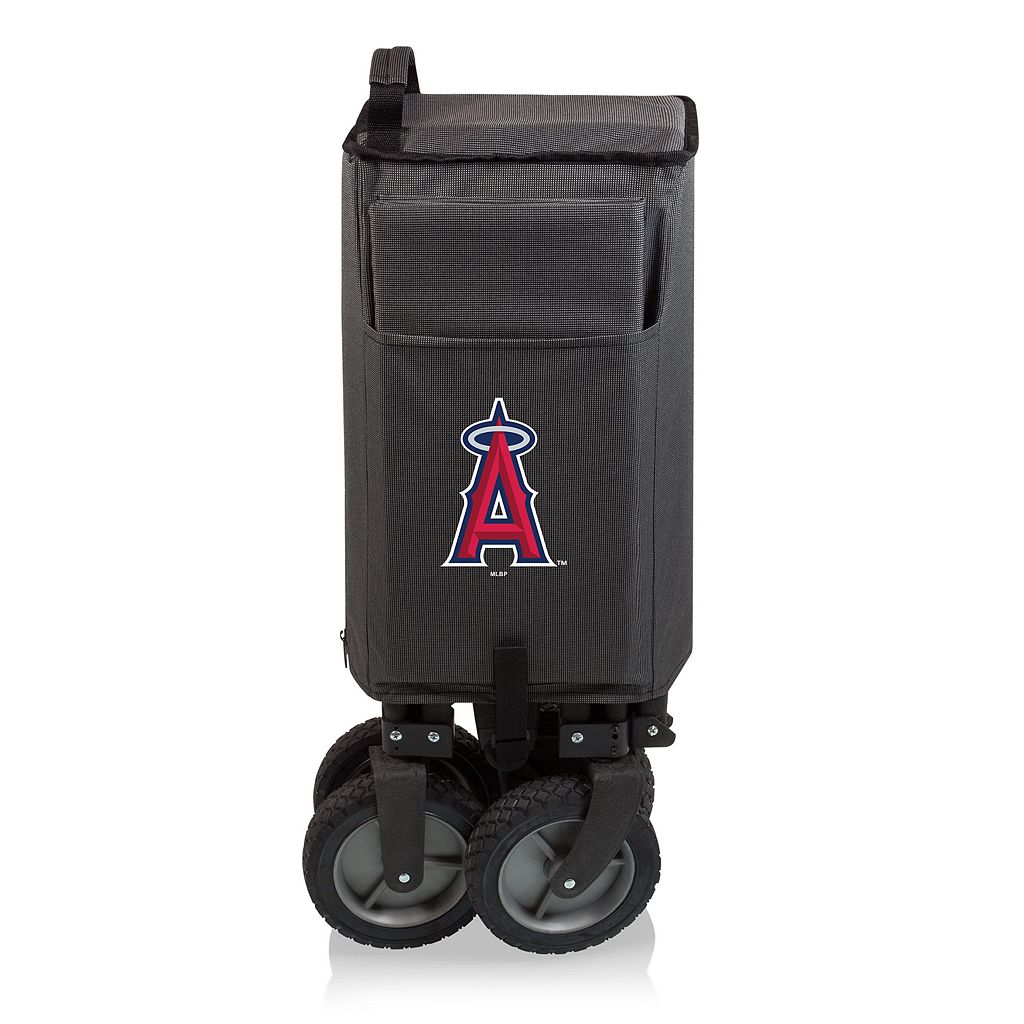 Picnic Time Los Angeles Angels of Anaheim Adventure Folding Utility Wagon