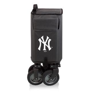 Picnic Time New York Yankees Adventure Folding Utility Wagon