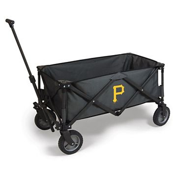 Picnic Time Pittsburgh Pirates Adventure Folding Utility Wagon