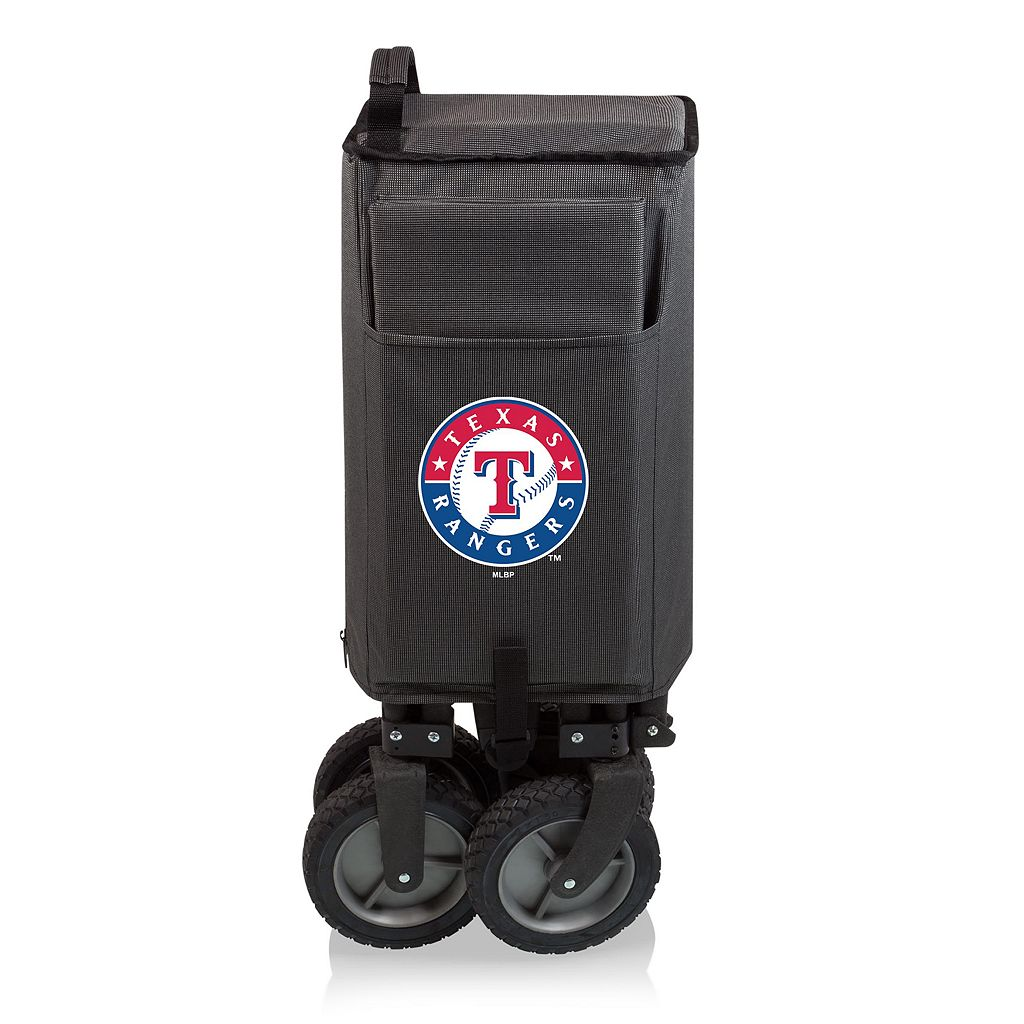 Picnic Time Texas Rangers Adventure Folding Utility Wagon