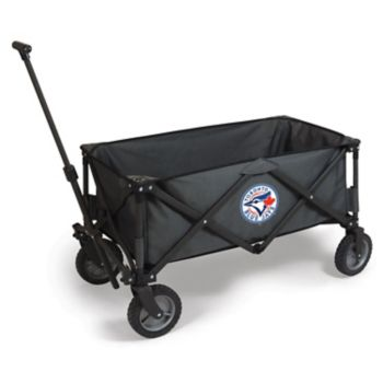 Picnic Time Toronto Blue Jays Adventure Folding Utility Wagon