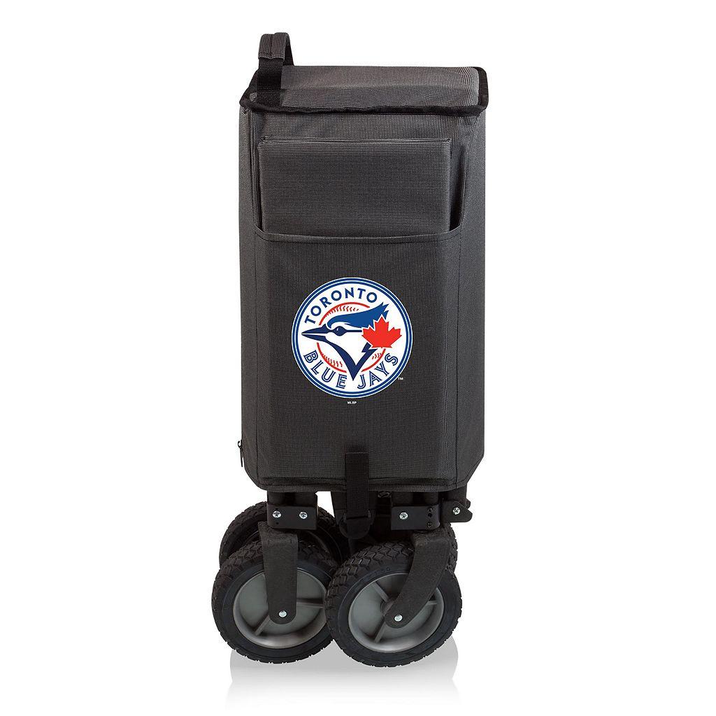 Picnic Time Toronto Blue Jays Adventure Folding Utility Wagon