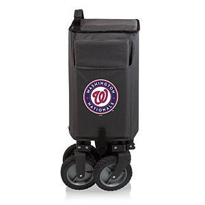 Picnic Time Washington Nationals Adventure Folding Utility Wagon