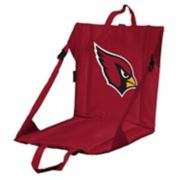 Logo Brands Arizona Cardinals Folding Stadium Seat