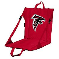 Logo Brands Atlanta Falcons Folding Stadium Seat