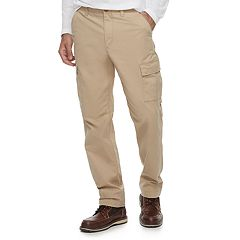 Men's Marc Anthony Slim-Fit Stretch Brushed Twill Cargo Pants