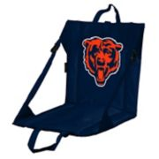 Logo Brands Chicago Bears Folding Stadium Seat