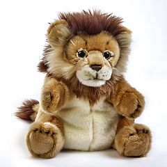 National Geographic Lion Hand Puppet by Lelly