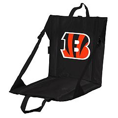 Logo Brands Cincinnati Bengals Folding Stadium Seat