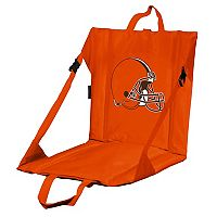 Logo Brands Cleveland Browns Folding Stadium Seat