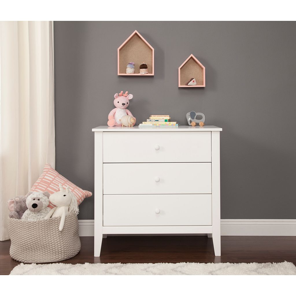 Carter's by DaVinci Morgan 3-Drawer Dresser