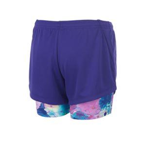 Girls 7-16 adidas Marathon Mesh Shorts