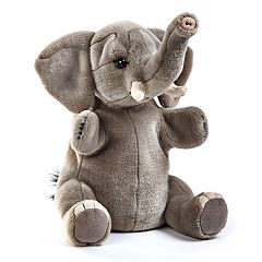 National Geographic Elephant Hand Puppet by Lelly