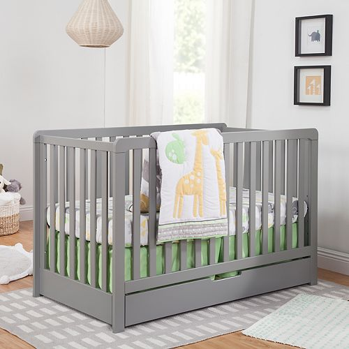 carter 39 s by davinci colby 4 in 1 convertible crib with trundle drawer. Black Bedroom Furniture Sets. Home Design Ideas