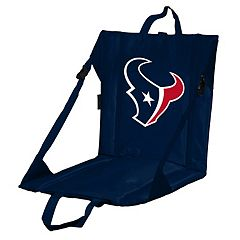 Logo Brands Houston Texans Folding Stadium Seat