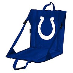 Logo Brands Indianapolis Colts Folding Stadium Seat