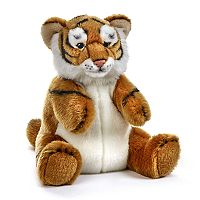 National Geographic Tiger Hand Puppet by Lelly