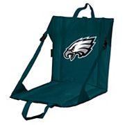Logo Brands Philadelphia Eagles Folding Stadium Seat