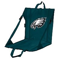 Logo Brands Philadelphia Eagles Folding Stadium Seat