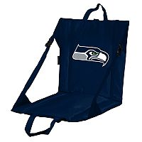 Logo Brands Seattle Seahawks Folding Stadium Seat