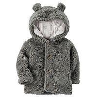 Baby Carter's 3D Hood Sherpa Jacket