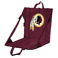 Logo Brands Washington Redskins Folding Stadium Seat