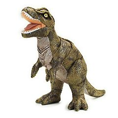 National Geographic T-Rex Plush by Lelly