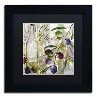 Trademark Fine Art Colors Of Tuscany I Framed Wall Art