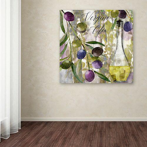 Trademark Fine Art Colors Of Tuscany II Canvas Wall Art