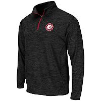 Men's Campus Heritage Alabama Crimson Tide Action Pass Quarter-Zip Pullover