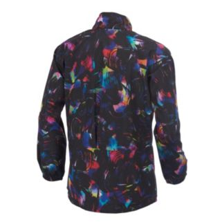 Girls 7-16 adidas All I Do Is Win Lightweight Printed Jacket