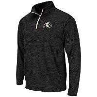 Men's Campus Heritage Colorado Buffaloes Action Pass Quarter-Zip Pullover
