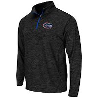 Men's Campus Heritage Florida Gators Action Pass Quarter-Zip Pullover