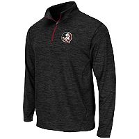 Men's Campus Heritage Florida State Seminoles Action Pass Quarter-Zip Pullover
