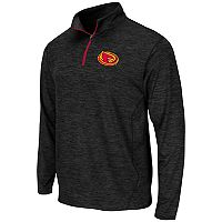 Men's Campus Heritage Iowa State Cyclones Action Pass Quarter-Zip Pullover