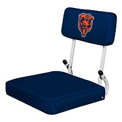 Logo Brands Chicago Bears Hard Back Stadium Seat