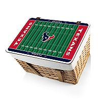 Picnic Time Houston Texans Canasta Grande Picnic Basket
