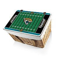 Picnic Time Jacksonville Jaguars Canasta Grande Picnic Basket