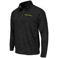 Men's Campus Heritage Oregon Ducks Action Pass Quarter-Zip Pullover