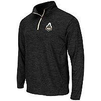 Men's Campus Heritage Purdue Boilermakers Action Pass Quarter-Zip Pullover