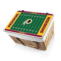 Picnic Time Washington Redskins Canasta Grande Picnic Basket