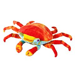 National Geographic Sally Lightfoot Crab Plush by Lelly